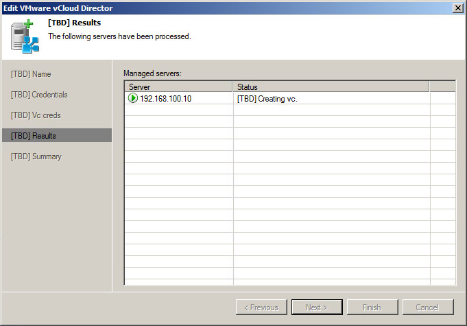 Veeam will automatically add in your vCenter server after you give it credentials