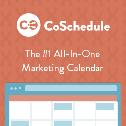 Adding structure to your blog with CoSchedule